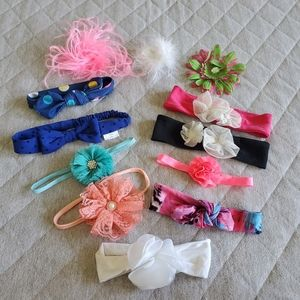 Other - ⭐ 4/$20 Headbands for infants/toddlers